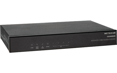 Modem and router identification – PCS VoIP